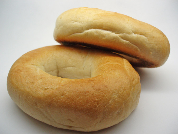 A Miracle can look like a bagel