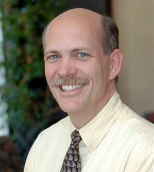 Peter Thompson Executive Director of Charlottesville Senior Center