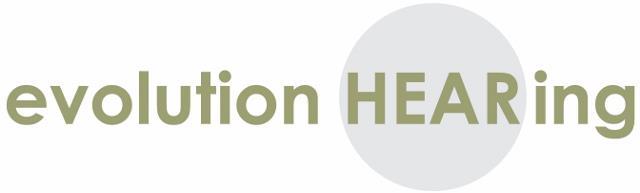 Evolution Hearing logo