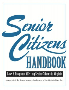 Cover of Senior Citizens Handbook