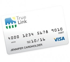 True Link Visa Card