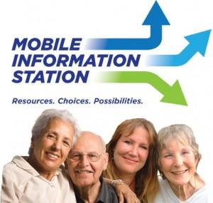 Mobile Information Station Logo