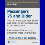 TSA rules for elderly travelers