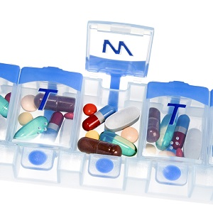 medication reminders pill box